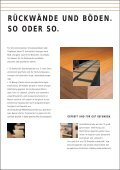 Rückwände und Böden - Seite 2