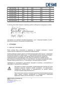 OPERATION AND MAINTENANCE INSTRUCTIONS - Desmi - Page 6