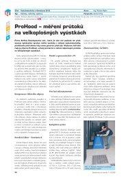 ProHood - Stavebnictví a interiér