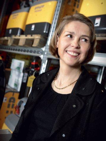 Marianne Brismar - Posten