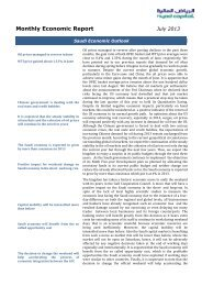 RC Monthly Economic Report