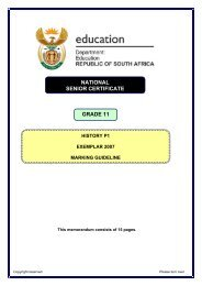 FINAL Memo - History P1 - Exemplar 2007.pdf - Curriculum ...