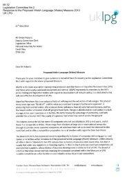 MI 32 - UK LPG - Cynulliad Cenedlaethol Cymru