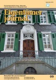 Ausgabe 09/2013 - Hausundgrundwtal.de