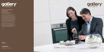 Love your kitchen - Taskers - The Home Store
