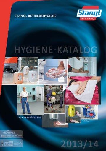reinigungsmittel - Stangl Reinigungstechnik GmbH