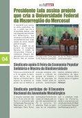 Boletim Metalcut Julho - Metalurgicos - 16-07-2008 - CNM/CUT - Page 4