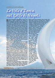 Le Vele d'Epoca nel Golfo di Napoli - Porto & diporto