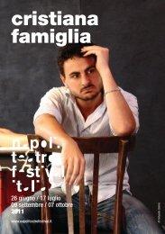 Cristiana_Famiglia_files/CRISTIANA FAMIGLIA.pdf - Napoli Teatro ...