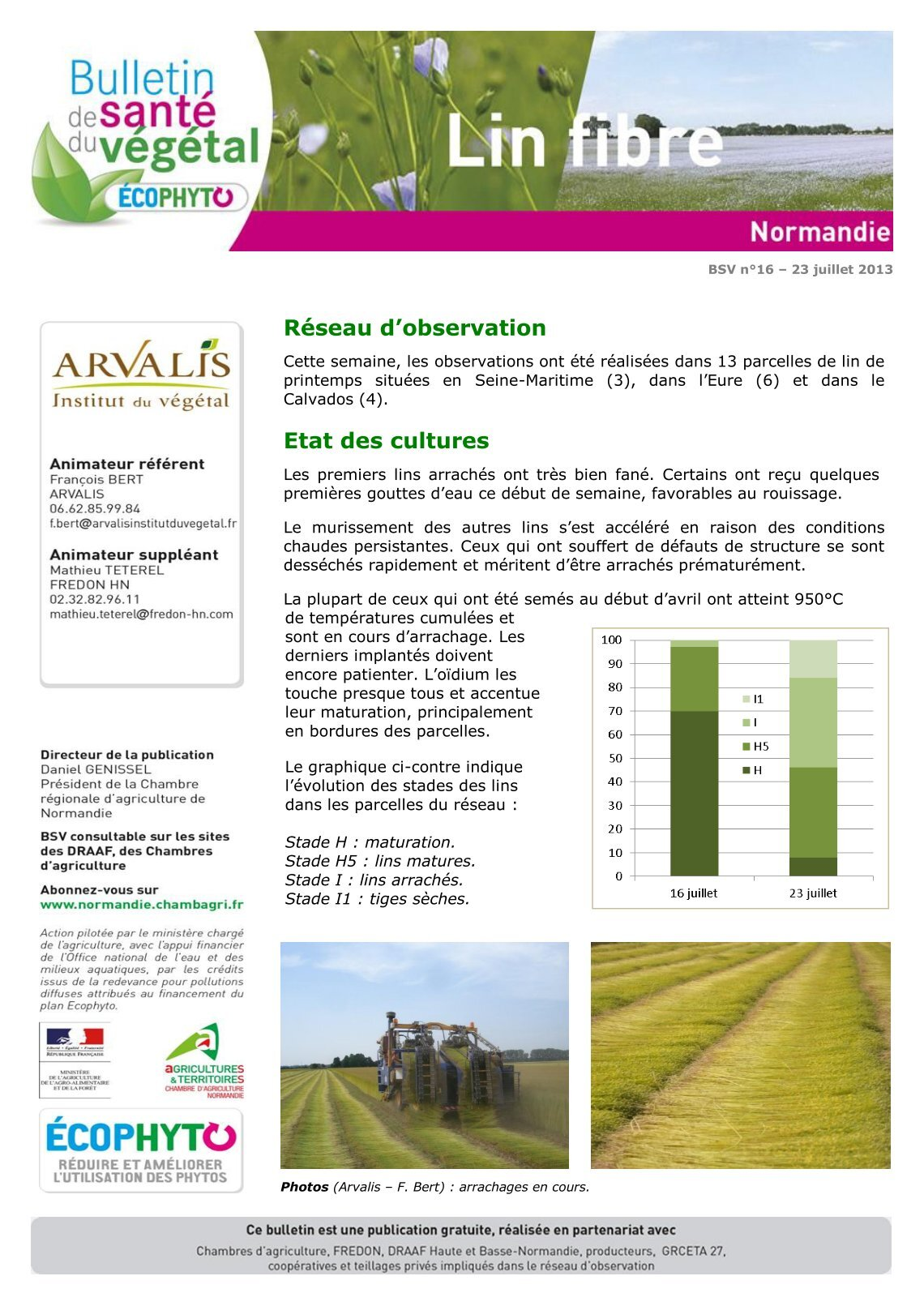 Bsv Normandie 3 free magazines from draaf.haute.normandie.agriculture.gouv.fr
