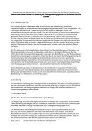 3. Anmerkungen von Rechtsanwalt Dr. Oliver Tolmein, Kanzlei ...