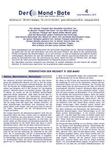 Der Mond-Bote als pdf-Datei - Kreis des Guten Willens