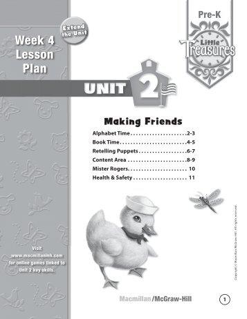 Lessons - Macmillan/McGraw-Hill