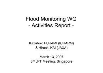 Mr. Kazuhiko FUKAMI - APRSAF