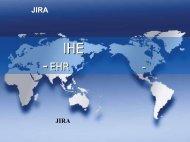 IHEの活動 - 日本画像医療システム工業会