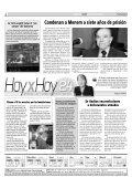 las sospechas se cierran sobre el círculo íntimo - Diario Hoy - Page 2
