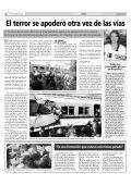 las sospechas se cierran sobre el círculo íntimo - Diario Hoy - Page 4
