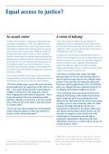 Achieving justice for victims and witnesses with mental distress - Page 2