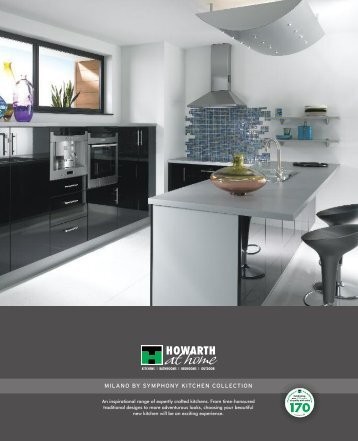 MILANO BY SYMPHONY KITCHEN COLLECTION - Howarth Timber