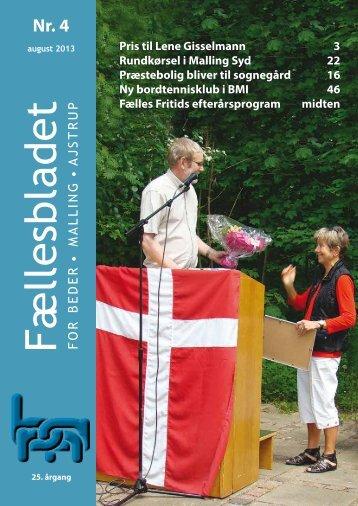 2 Nummer 4/2013 - Beder-Malling Idrætsforening