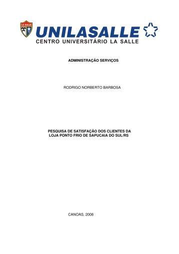 rodrigo norberto barbosa - Talento Universitario