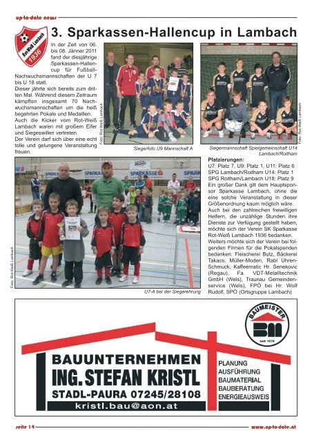 Die Fotorunde Edt-Lambach - Up-to-date