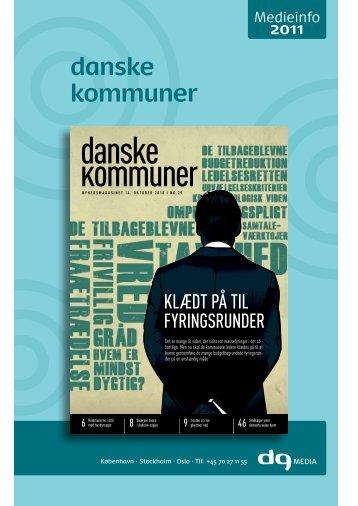 danske kommuner - DG Media