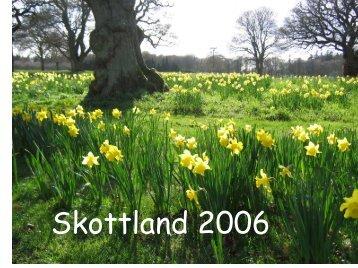 Skottland 2006 - Skolor i Malax