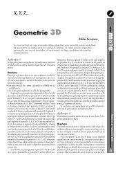 at Geometrie 3D - GInfo