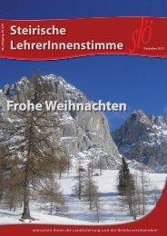 LehrerInnenStimme - SLÖ - Steiermark