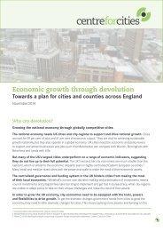 14-11-13 Economic growth through devolution