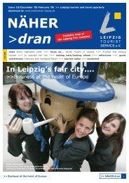 focus on... - Leipzig Tourismus und Marketing GmbH