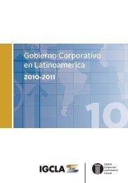 Gobierno Corporativo en Latinoamerica
