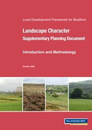 Landscape Character Supplementary Planning Document ...