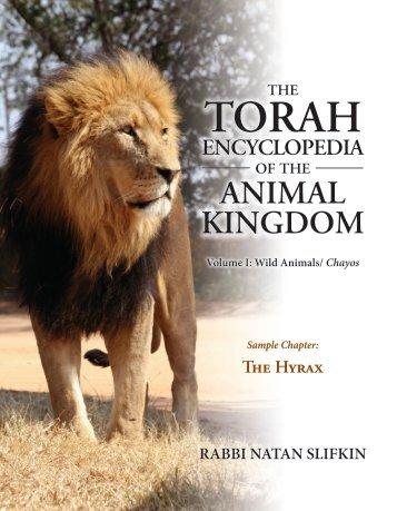 Download - Zoo Torah
