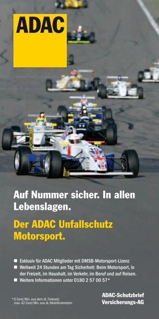 Reglement 2012.pdf - ADAC Motorsport