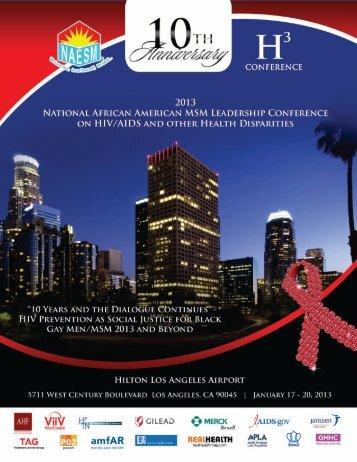 Conference Program Booklet - NAESM