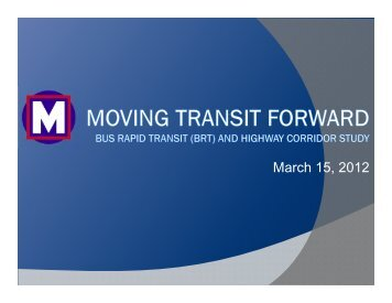 BRT in St. Louis - Making the bus a reliable commuting option