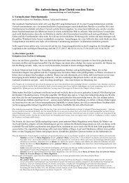 Von der Auferstehung (PDF)
