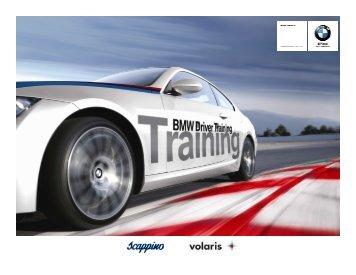 BMW Driver Training. Ubicación del Centro Dinámico Pegaso.