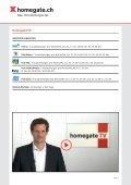 Preisliste für Firmenkunden - Myhomegate.ch - Seite 5