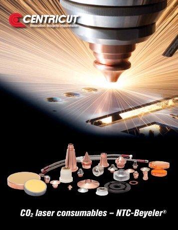 CO2 laser consumables – NTC-Beyeler® - Centricut