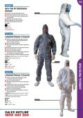 CHEMICAL PRoTECTIoN - Anderco - Page 3