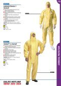 CHEMICAL PRoTECTIoN - Anderco - Page 5