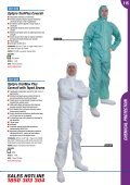 CHEMICAL PRoTECTIoN - Anderco - Page 7