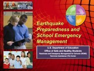 Earthquakes in the Pacific Northwest - Readiness and Emergency ...