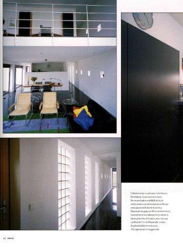 Linksboven de woonkamer in het huis te Hoofddorp ... - Erik Wamelink