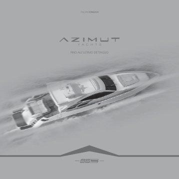 FINO ALL'ULTIMO DETTAGLIO - Azimut Yachts