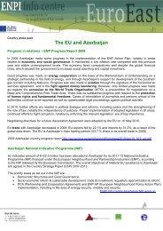 Background Note - EU Neighbourhood Info Centre