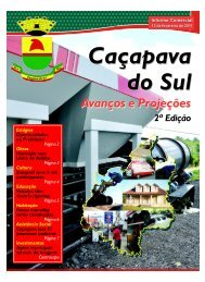 Clique aqui para ler o caderno Caçapava do Sul